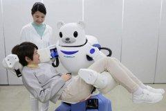 机器人正开始取代人类工作 下一个失业的会不会是你?