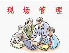 企业现场管理: 一看、二问、三思、四做