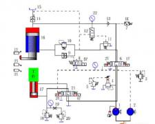 液压系统污染与密封故障