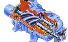 压缩机 - 中间冷凝器的维护保养