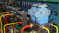 液压系统的换油方式