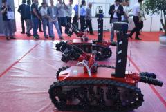 全国首个综合性机器人博览交易市场落户浙江余姚