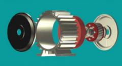 小功率单相异步电动机运行与维修