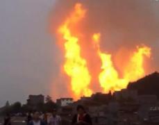 贵州天然气输气管道泄漏燃爆事故已造成8死35伤