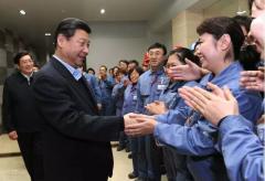 习近平与中国工人阶级的10段印记,告诉你为什么工人阶级地位不容动摇