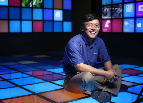 """对话微软:全球专家都在赶赴中国人工智能""""盛宴"""""""