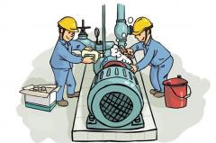 设备维修现场的5S管理及目视、图示要求