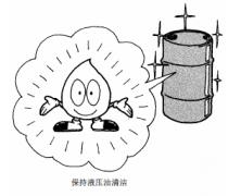 液压系统的维护 - 三大要点
