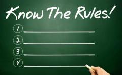 现场管理工作规则的宣导与维持