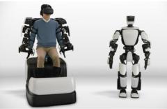 丰田公司推出新机器人:可远程操控照顾老人