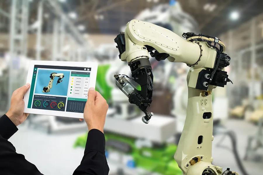机器人视觉大幅解放人工劳动力,提高自动化水平!